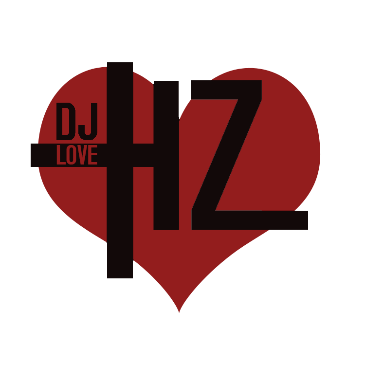 DJ Love Hz Logo